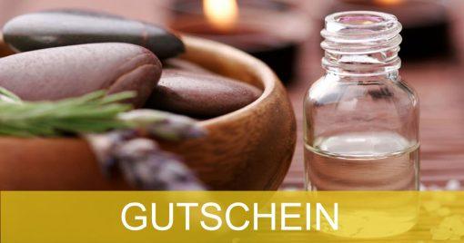 Gutschein Aroma Therapie