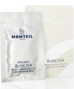 Monteil Perlance Blanc Pur Even Out Creme Mask