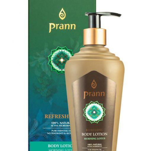 Prann Refreshing Body Lotion Morning Lotus