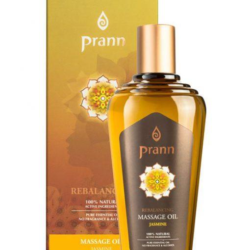 Prann Rebalancing Massage Oil Jasmine