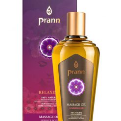 Prann Relaxing Massage Oil Summer Rose